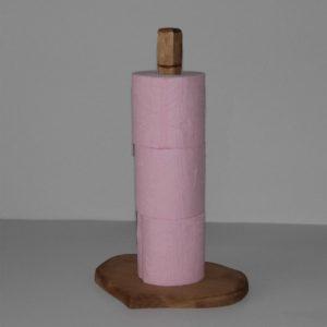 Dévidoir papier toilette artisanal déco chalet